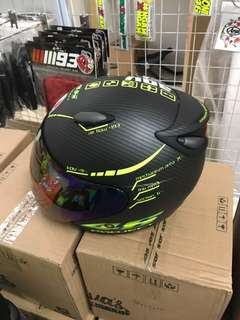 Helmet Agv Open Face
