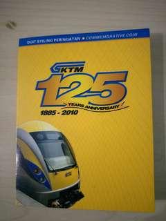 Syiling peringatan 125 tahun KTM