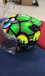 Helmet Agv Turtle