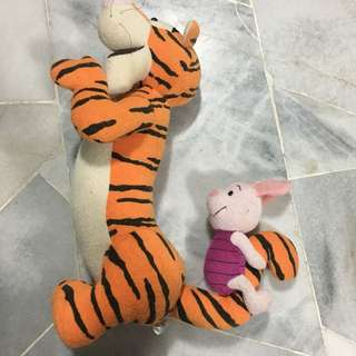 Tigger & piggy #20under