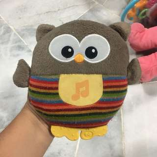 Owl soft toy #20under