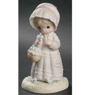 Precious Moments The Lord Will Provide Figurine