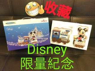渣打150周年 紀念限量版 迪士尼Disney 夢想號列車 錢罌