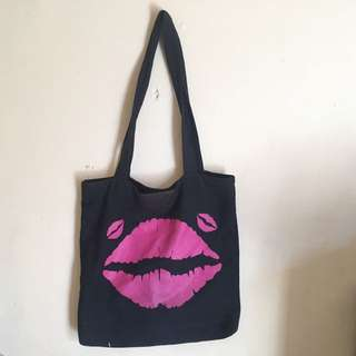 Totebag Octopus Project