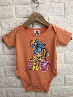 My Little Pony Rompers