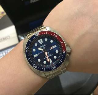 98%NEW SEIKO SRPA21K1 FULL SET $2650