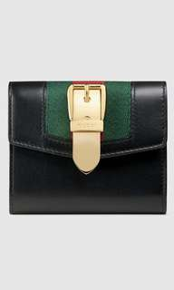 Sylvie leather wallet