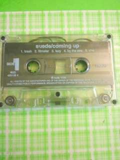 SUEDE/COMING UP