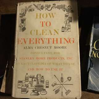 How to Clean Everything 1961