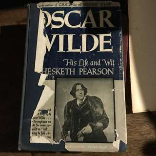 Oscar Wilde: His Life and Wit - 1946