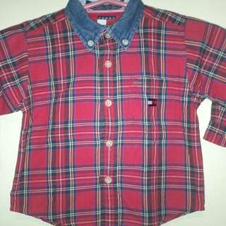 REPRICED!! Tommy Hilfiger Polo