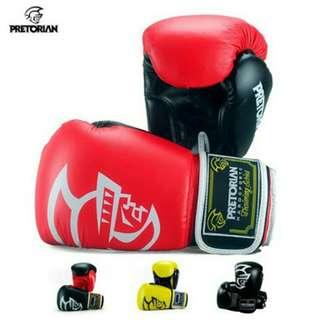Sarung Tinju Pretorian King Boxing Gloves - Sarung Tinju Muay thai Boxing MMA Tinju - Sarung Tinju Murah - Sarung Tinju Samsak