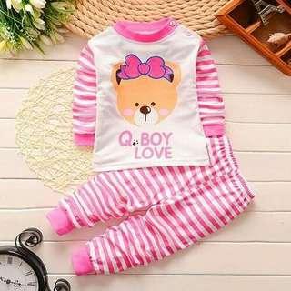 Pyjamas Sleepwear Set
