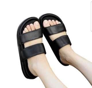 🌸 Ulzzang Retro Sandals