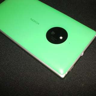Nokia Lumia 830 Windows 10 Mobile 4G LTE DSLR like Camera