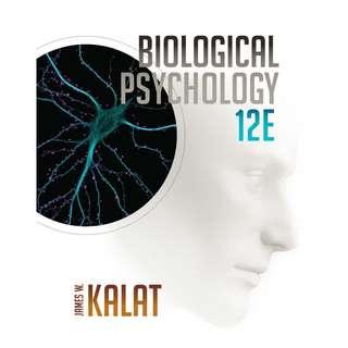 Biological Psychology 12th edition