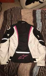 Alphine star Stella style motorbike women's jacket