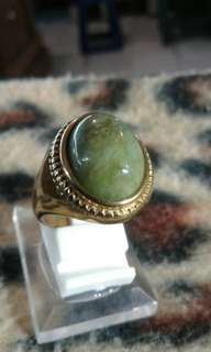 Green sojol jade (hercules stone)