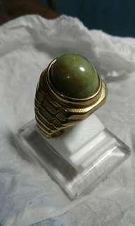 Green sojol jade (  hercules stone)
