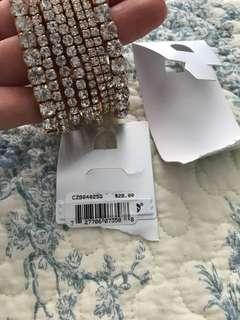 New Stretchy Crystal Bracelets