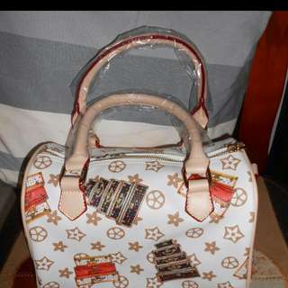 White Bag On Sale At $25