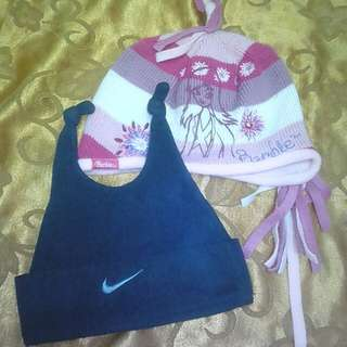 Nike n barbie hat original