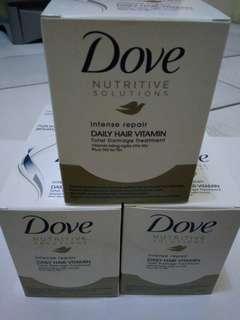 Vitamin rambut Dove Daily Hair Vitamin