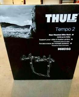 THULE car bike rack bnew