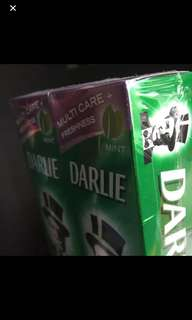 2pcs x 180g~Darlie MultiCare (new)
