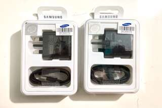 Samsung Fast Charger Type C Black