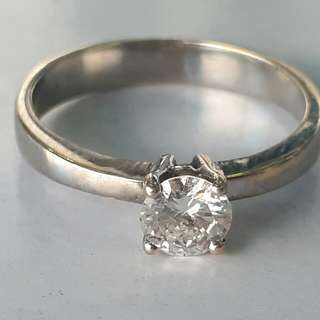 .55 Carats Diamond Ring