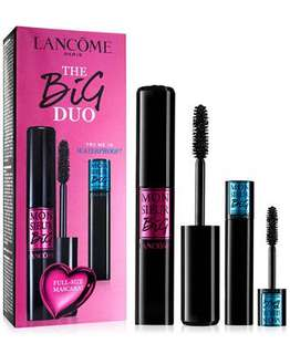Lancome the Big Duo Set Mascara