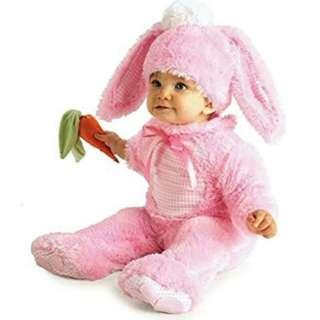 Rubies bunny pink costume