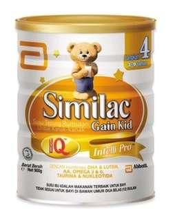 Similac Gain Kids 1.8kg