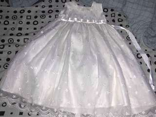 Selling Low Pretty Princess Christening / Baptism Dress