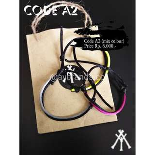 Code: A2 (type: mix colour)