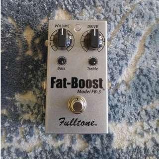 Fulltone Fat Boost (FB-3)