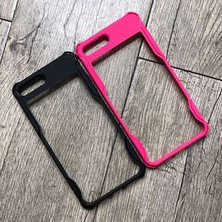tempered back case for iphone 7+/8+