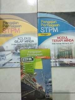 STPM Pengajian Perniagaan Penggal 1