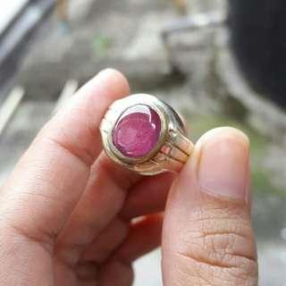 Batu Cincin Rubi
