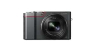 Panasonic lumix 4k compact camera