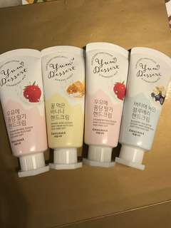 Kwailnara Yum dessert hand cream *direct from Seoul*