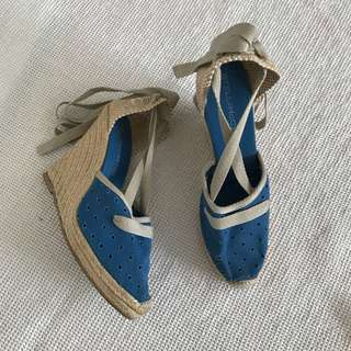 Stella McCartney Espadrilles Wedges Size 41