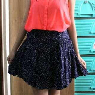 Cache Cache Polka Dots Skirt