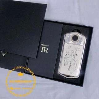 Casio TR80 swarovski限量版 limited 98% condition ⭐️⭐️