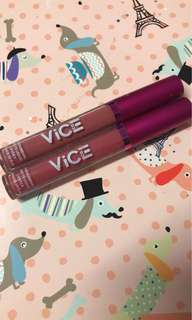 Vice Matte Lipstick
