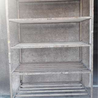 5 Deck Steel Shelves