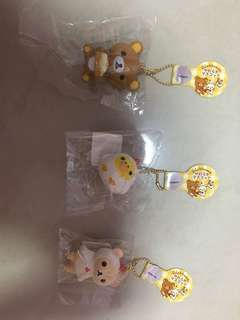 Rilakkuma breakfast series squishy