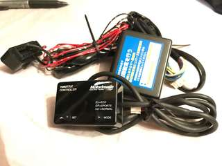 Pivot throttle controller ( Subaru Forester )