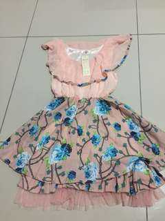 Raffle flora dress #20under
